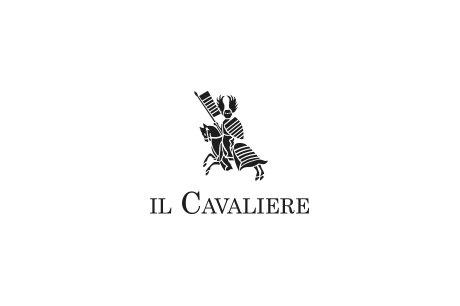 il cavaliere logo