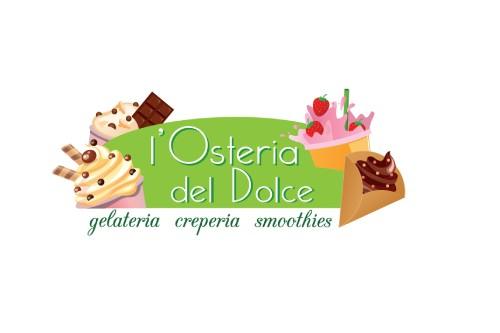 osteria del dolce logo
